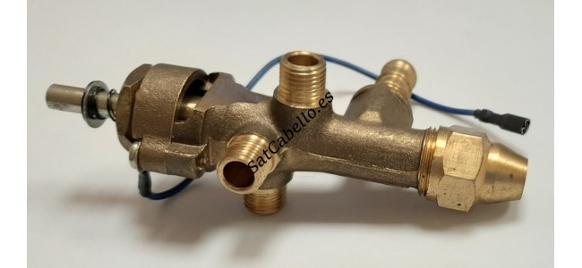 Gas Faucet Catalytic Stove Eno IR-4200