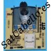 Control Plate Refrigerator Thermostat Hisense RT417N4DW1